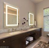 智能镜子led浴室镜壁挂卫浴镜卫生间洗手间防雾灯镜带蓝牙触摸屏 蓝牙镜