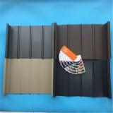 体育馆屋面65-430直立锁边铝镁锰金属屋面系统  直立锁边铝合金屋面 直立锁边金属屋面 异形屋面系统