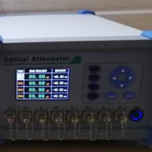 广东供应Xlink VOA-850-4型850nm多模台式衰减器,四通道45dB批发