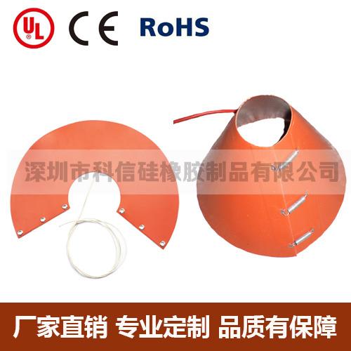 供应硅橡胶加热器 硅橡胶加热器防冻电热膜