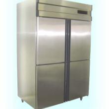 供应立式冷冻柜 立式不锈钢厨房冷冻柜