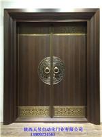 别墅铜门工艺技术 别墅铜门特点及工艺技术—001