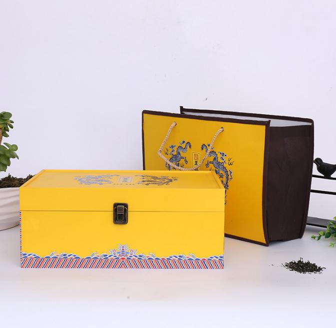 精美暗扣礼品包装盒