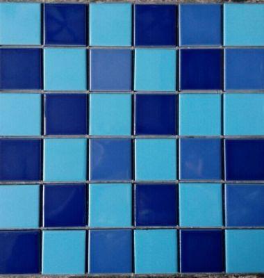 陶瓷泳池瓷质马赛克 普通釉面纯色图片/陶瓷泳池瓷质马赛克 普通釉面纯色样板图 (2)