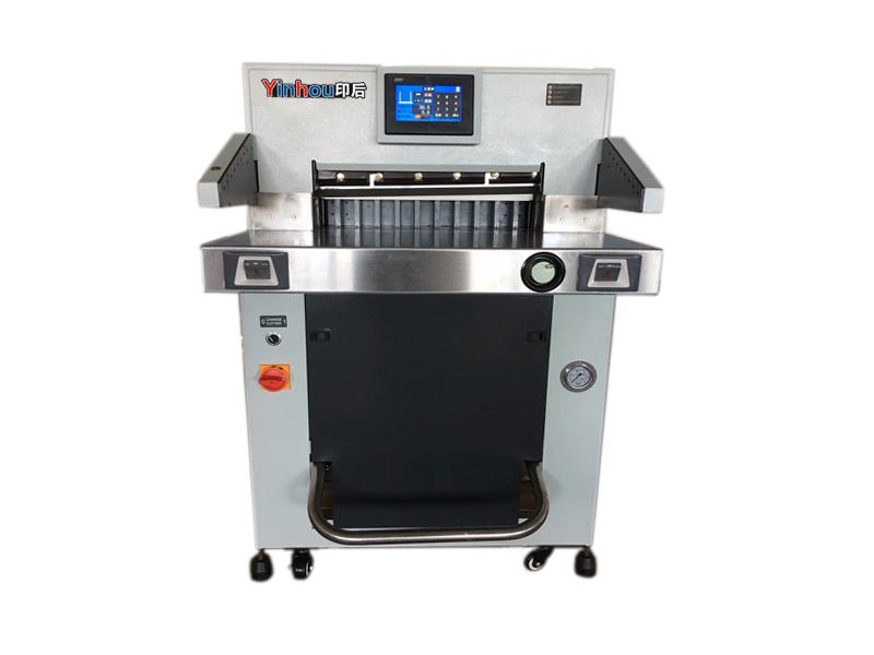 液压切纸机 印后Y49触屏销售