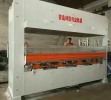 木工机械贴面热压机常规异形可定制