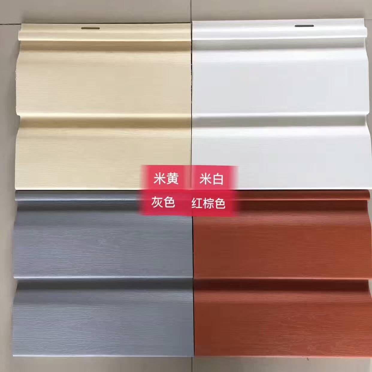 供应PVC外墙挂板,挂件价格批发品牌生产厂家