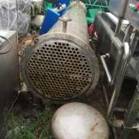 列管式冷凝器 高压冷凝器