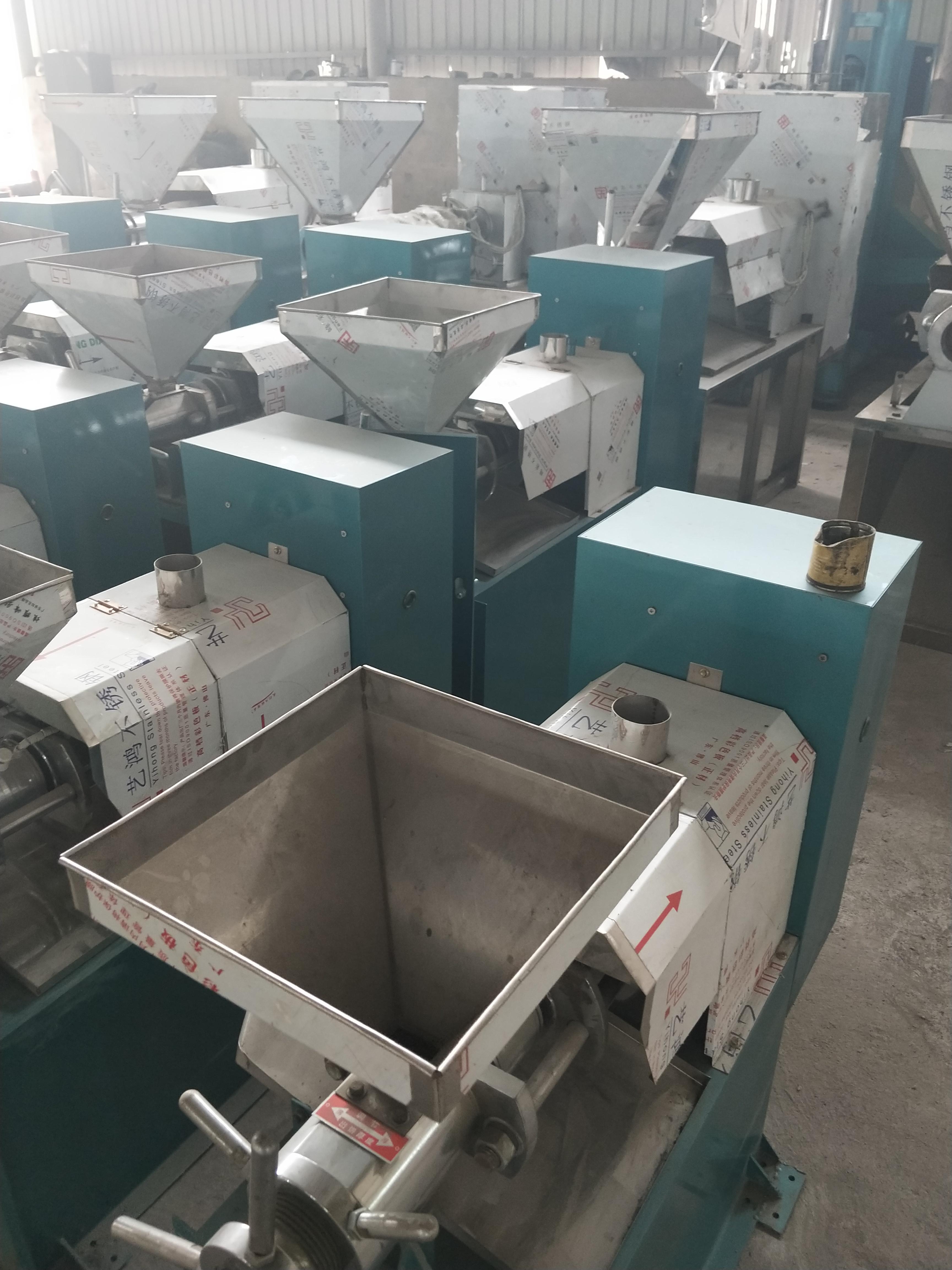 100型螺旋榨油机 100型螺旋榨油机定制 100型螺旋榨油机价格 植物榨油机定制