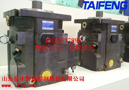 供应泰丰研发斜盘式轴向柱塞变量泵
