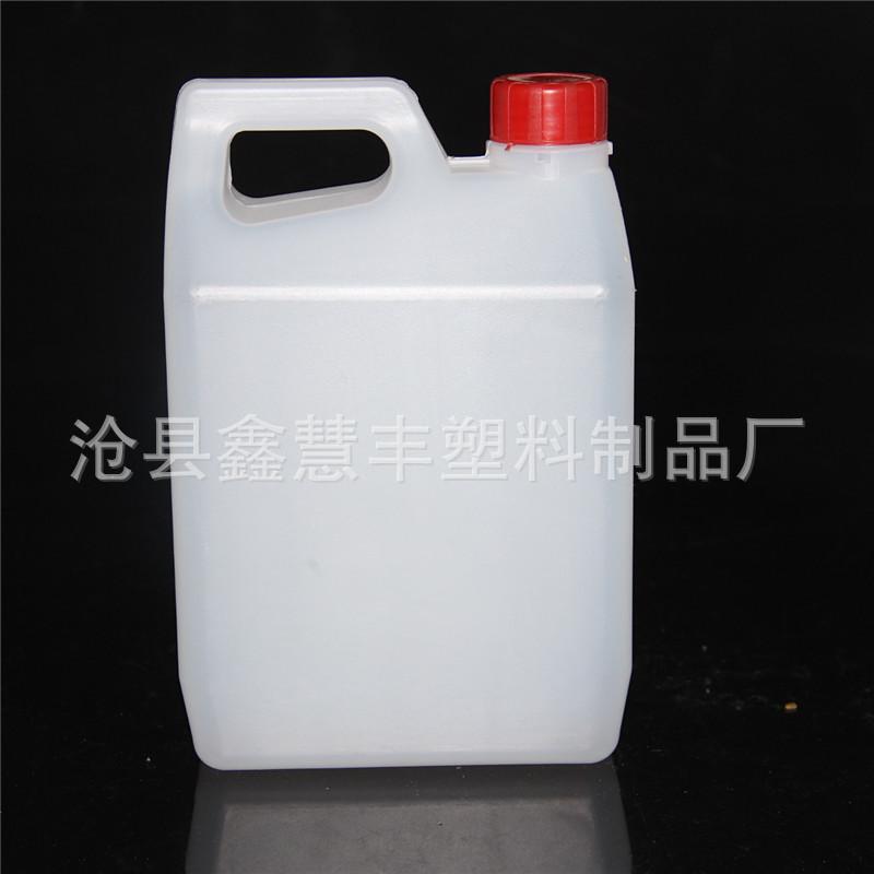 供应洗洁精瓶5l化工塑料桶化工壶