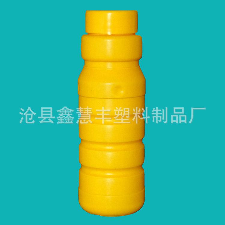 厂家订制混批塑料兽药瓶 粉剂桶