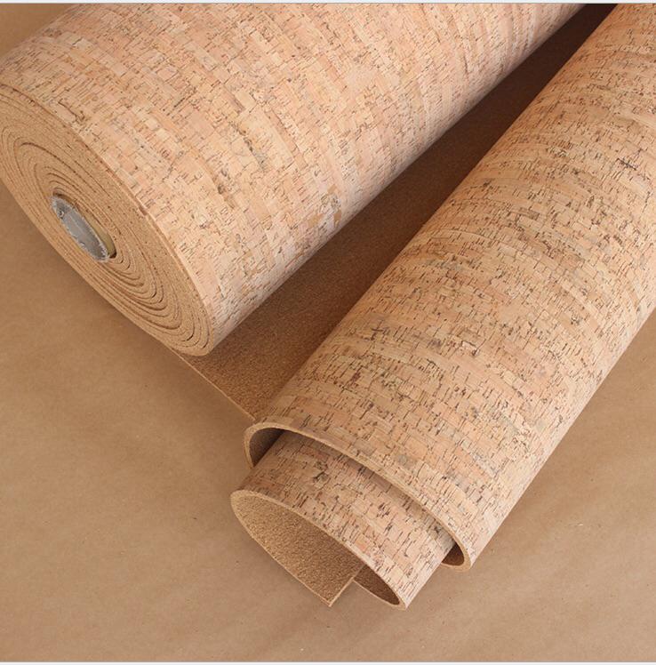 2000多款不易撕裂天然环保软木皮软木墙板卷材厂家直销