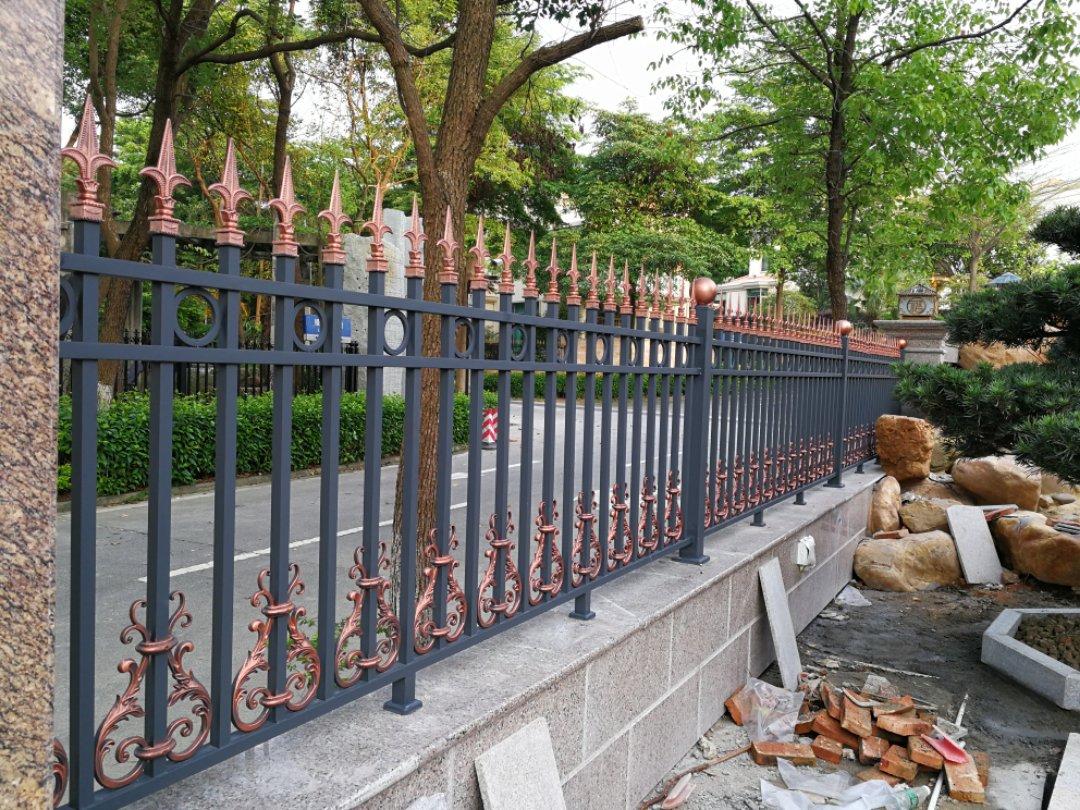 护栏栏杆不锈钢烤漆护栏栅栏 护栏栏杆不锈钢烤漆护栏栅栏栏杆栏河广州厂家定制直销批发