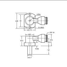 外壳 - HC-STA-B06-HLFS-1STM25-EL-AL - 1412571