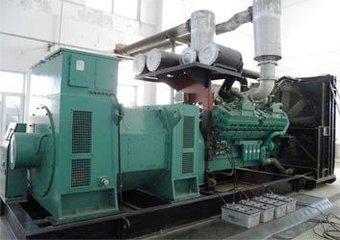 章丘市发电机出租(进口租赁设备公司)