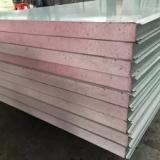 酚醛泡沫防火彩钢夹心板 净化车间墙体保温板 钢结构屋顶隔热板