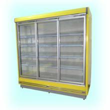 立式多玻璃门冰箱