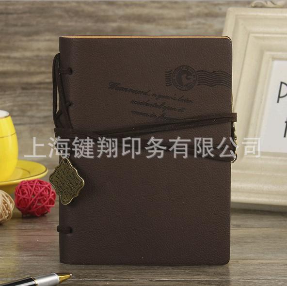 供应厂家定做复古商务笔记本,定制LOGO办公用品笔记本,复古手账本,学生日记本,随身笔记本批发