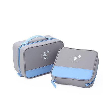 儿童小药箱家用医疗箱医药包旅行药箱便携急救药箱 小号