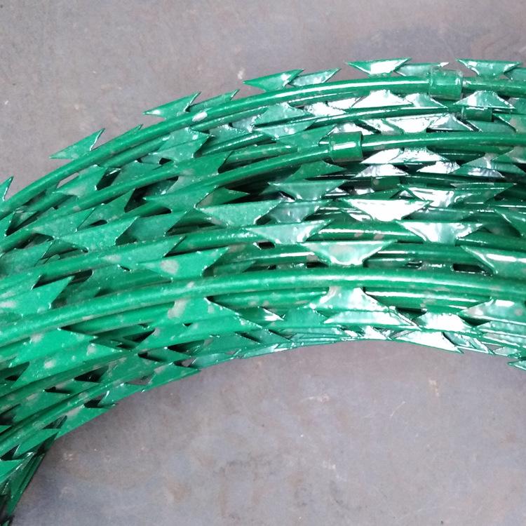 螺旋式刀片刺绳厂家
