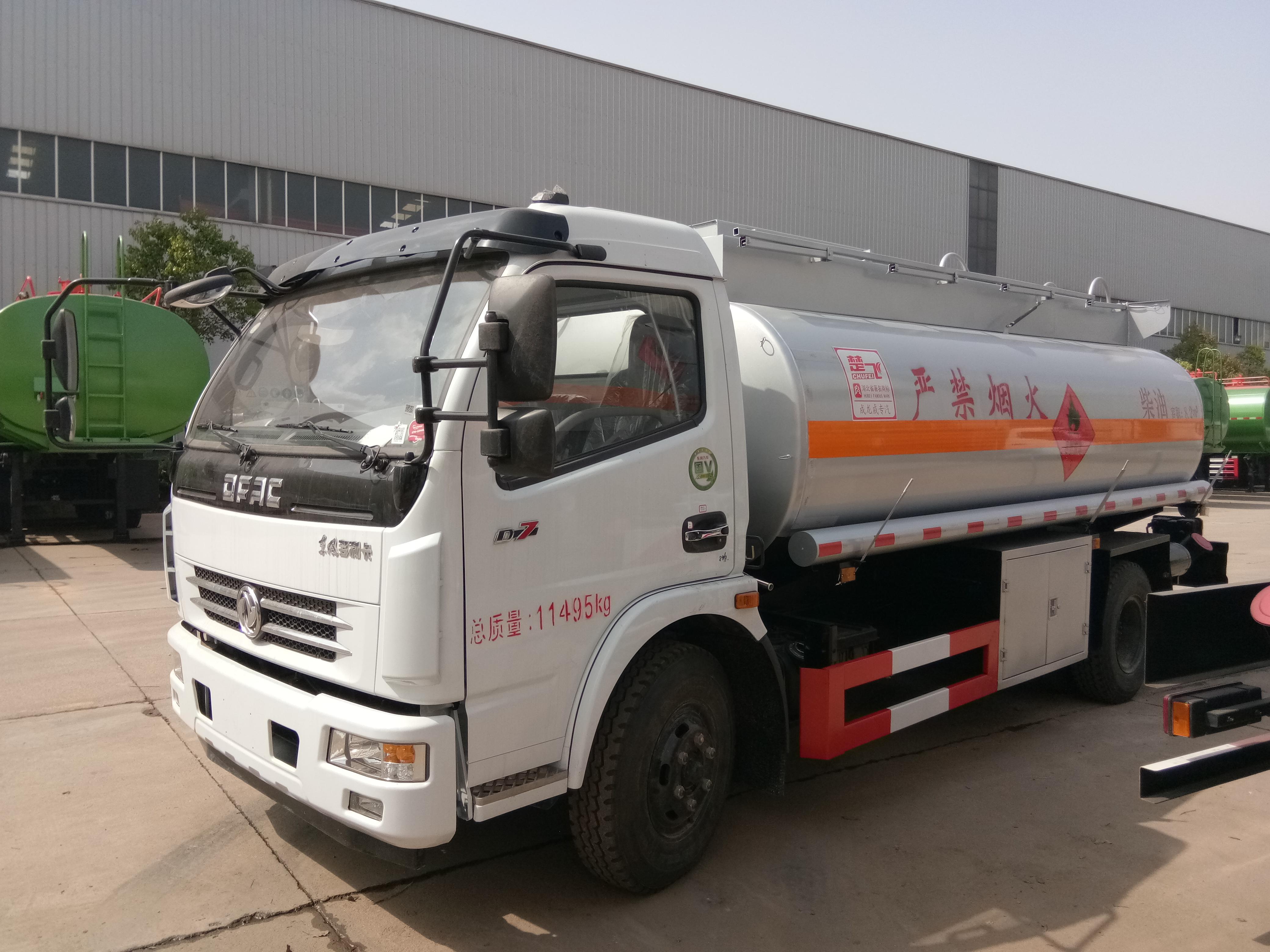 8吨加油车    8吨东风多利卡加油车    8吨加油车厂家直销    8吨加油车价格