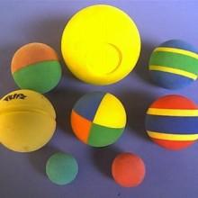 厂家供应EVA海绵球 EVA彩色海绵球 供应 EVA海绵球 EVA沐浴球批发