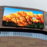 户外视频播放彩色 LED节能电子广告大屏幕生产厂家