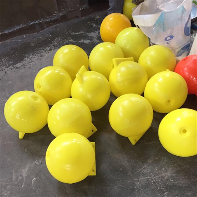铜川高强度海上浮球 一次成型不漏水