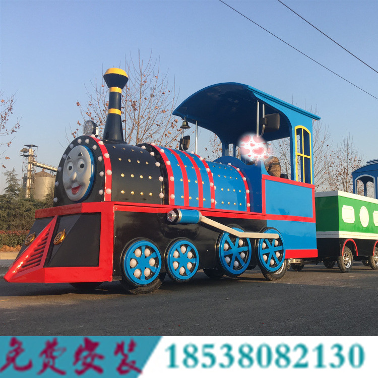 无轨小火车销售
