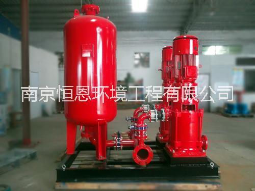 供应 消防稳压罐隔膜式气压罐