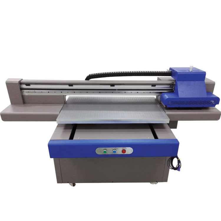 供应6090小型打印机 双喷头打印机 手机壳打印机 小型uv机器