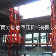 源头工厂升降作业平台4、6、5、8米高空升降平台电动单桅升降机批发