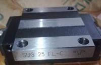 SBC滑块SBI20FLL +SBG25FLL+SBC直线导轨