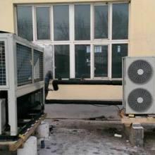 低温环境风冷热泵机组-北方专用中央空调-北方专用热泵机组图片