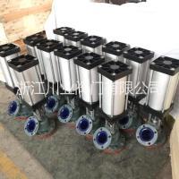 常开下展式搪瓷玻璃放料阀  HG65-89-2 150/100