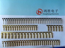 端子  电子线材 端子 1.0花瓶端子 CP1.0打线式母端 喇叭端子 DB母端