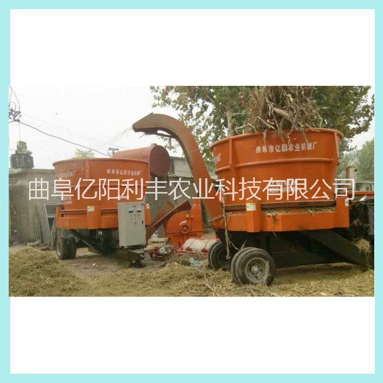 大型草捆粉碎机 全自动草捆粉碎机