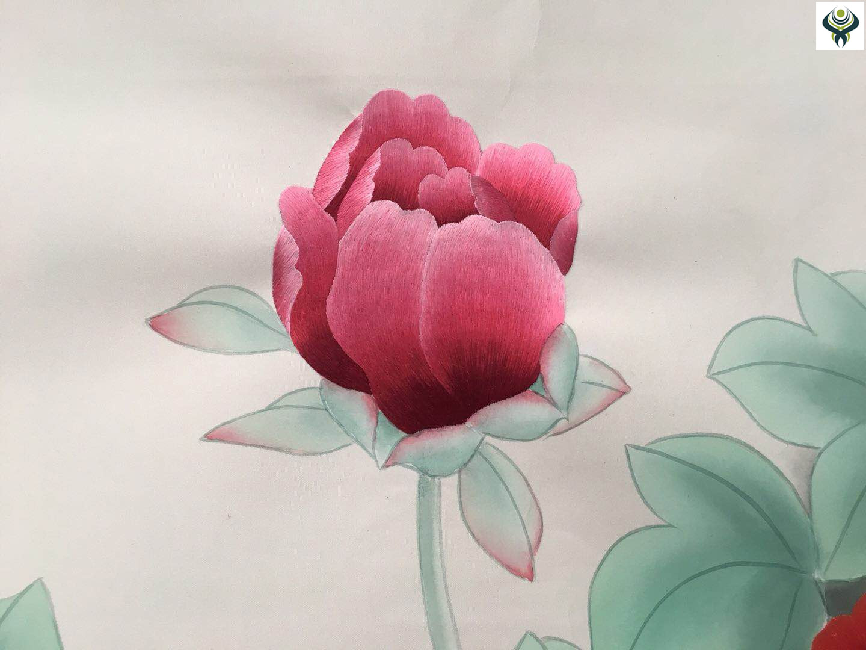 【绣花墙纸】厂家直供 绣花墙纸优质供应商