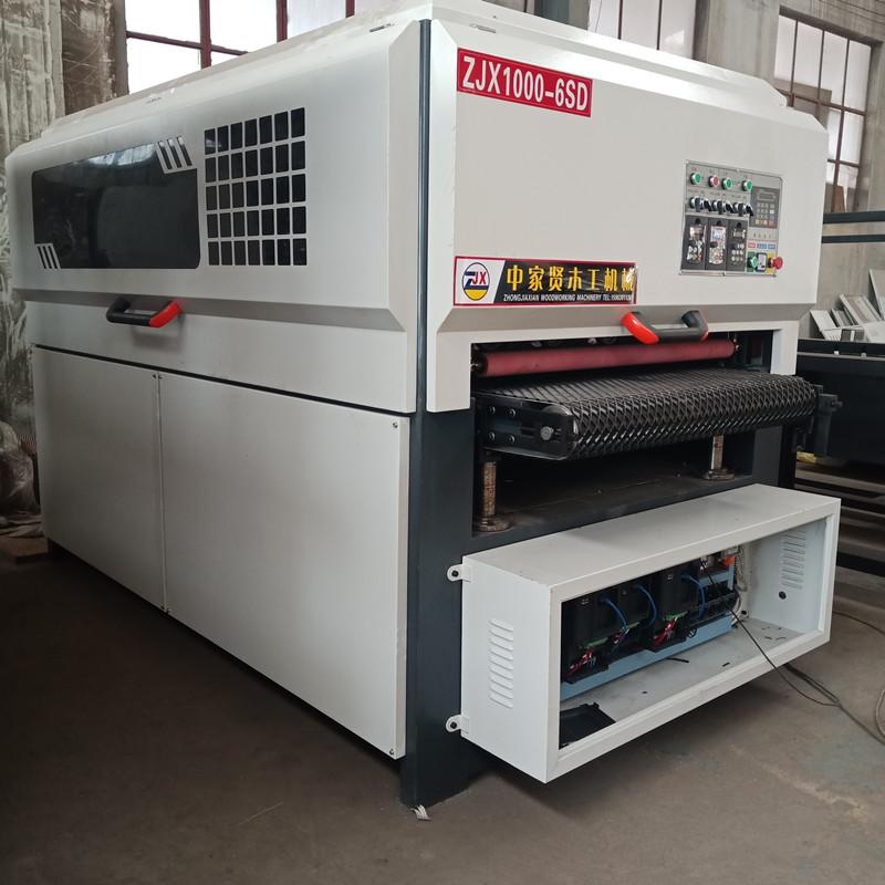 抛光机 中家贤木工机械 全自动木工砂光机 厂家直销异型打磨机