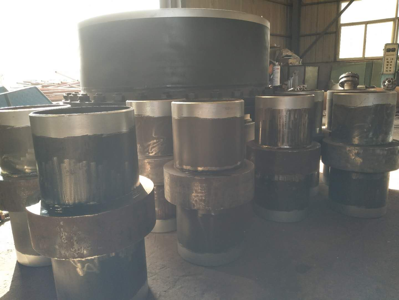 出口碳钢20#绝缘接头实体厂家|压力容器证