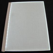 高亮度激光打点亚克力导光板 厂家直供三菱材料PMMA面板灯导光板批发