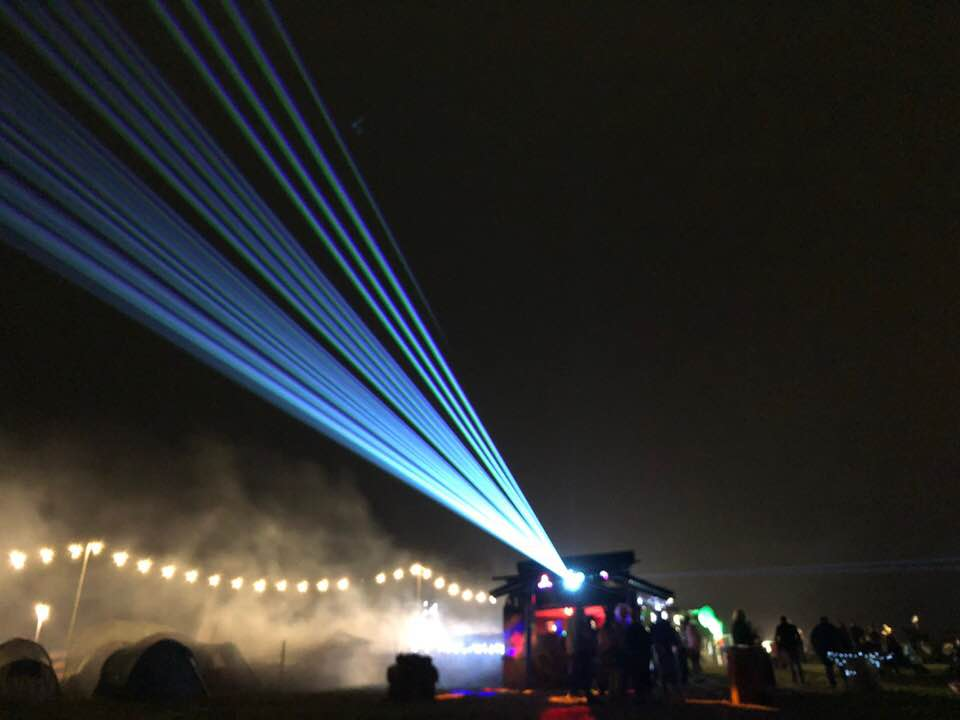 喷泉专用系列-RGB彩色10W专用激光灯_10W彩色喷泉激光灯