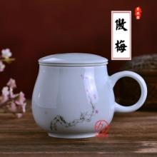 景德镇手绘茶杯定制厂家批发