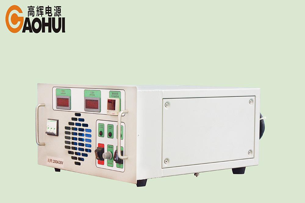水处理专用电源生产厂家 200A36V污水处理电源 小型水处理电解设备