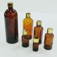 多款式茶色精油瓶图片