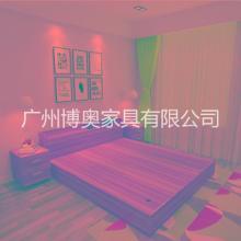 板式床榻榻米床收纳高箱床现代简约1.2/1.5/1.8双人床可定制批发