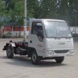 勾摆臂车价格 用途 程力威牌勾摆臂车价格 程力威牌CLW5030ZXXH5型车厢可卸式垃圾车