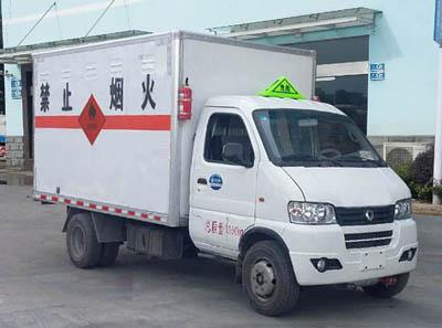 液体运输车报价 工作原理 程力威牌CLW5032XRY5型易燃液体厢式运输车 液体运输车用途  液体运输车厂家哪家好