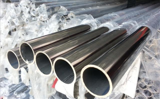 304不锈钢管抛光镜面拉丝空心管 201 316L无缝管 圆通